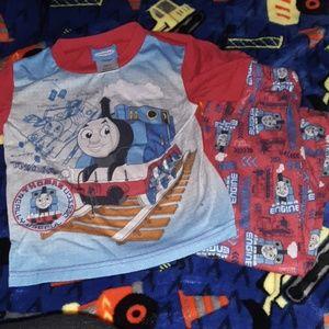Boys Thomas pajamas